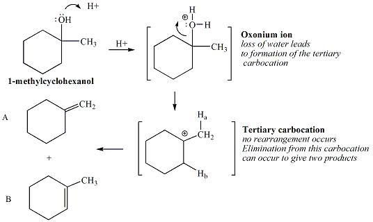dehydration of cyclohexanol with phosphoric acid Readbag users suggest that dehydration of cyclohexanol is worth reading the file contains 6 page(s) and is free to view what is the major disadvantage of using concentrated sulfuric acid (or hydrochloric acid) rather than 85% phosphoric acid for the dehydration of alcohols 3.